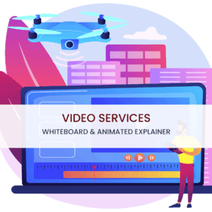 ANIMATED EXPLAINER Video services WHITEBOARD