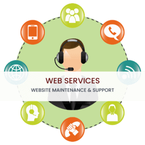 Web Services - Website Support and Maintenance